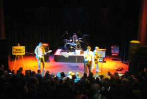 Tacoma band Girl Trouble performing at the Capitol Theater this month. Like Tipitina's the theater has a history of providing local groups a platform to perform.