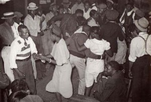 New Orleans early Rock n' Roll inspired the Ska rhythm that evolved on the streets of Jamaica.