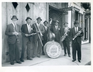 Preservation Hall became sanctuary for jazz musicians of all backgrounds to play together and keep the spirit alive.