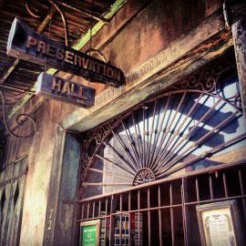 Just off Bourbon Street is a longstanding venue dedicated to keeping New Orleans jazz alive