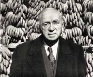Sam the banana man. Sam Zemurray lived and died in New Orleans after building a banana distribution dynasty.