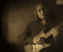 Veteran slide guitarist brings his unique sound to the Northwest. Photo by Jack Spencer