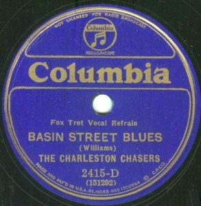 Basin_Street_Blues_Columbia_78_1931_Charleston