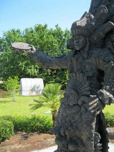 Louis Armstrong Park is a walk through jazz history | Sweeney\'s ...